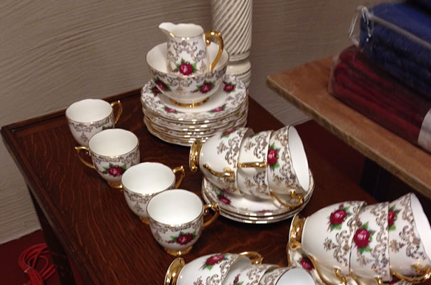 Vintage/Antiques For the Home