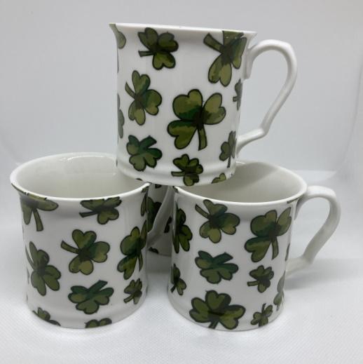 China Mugs set 4