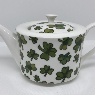 Art Deco Tea Pot