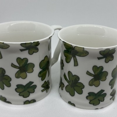China Mugs set - 2