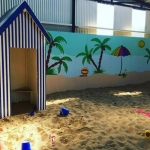 Indoor-Beach
