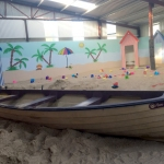 Indoor-Beach-boat